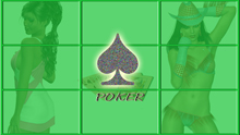 mujer,damas,Q,picas,poker,cartas,fondo,wallpapers